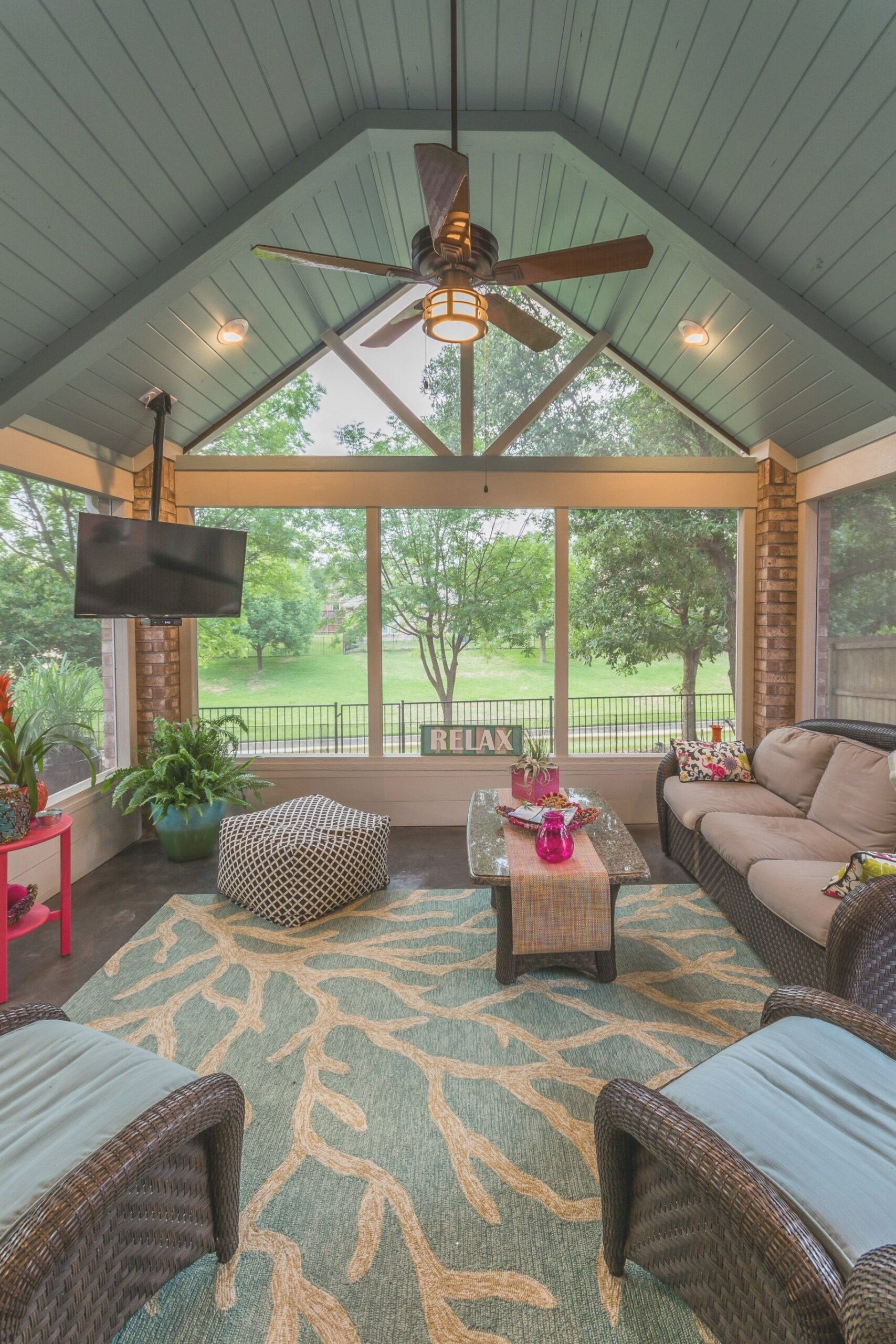 Screened In Porch | Screened Porch Designs, Porch Design with regard to Screened In Porch Ideas