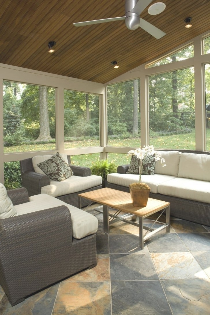 Screened Porch Ideas | Owings Brothers Contracting | Maryland regarding Screened In Porch Ideas