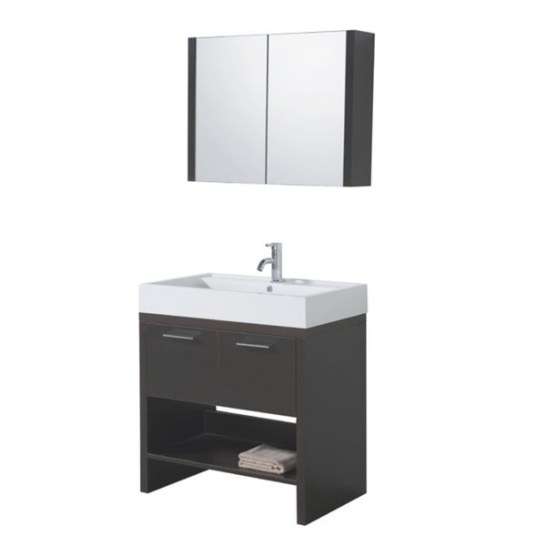 Shop Anton 32-Inch Single-Sink Bathroom Vanity Set - Free intended for 32 Inch Bathroom Vanity
