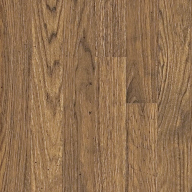 Shop Pergo Max 7.61-In W X 3.96-Ft L Historic Hickory Wood with Pergo Flooring In Bathroom