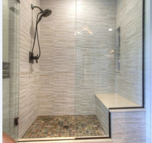 Shower Remodel | Remodel Your Shower | 5 Reasons To Have A within Walk In Shower With Bench