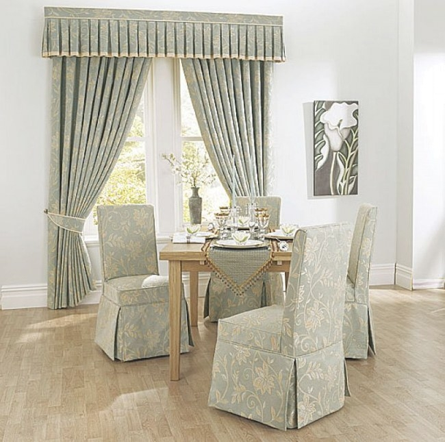 Slipcovers For Dining Room Chairs That Embellish Your inside Dining Room Chair Covers