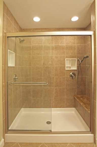 Small Bathroom Ideas - Traditional - Bathroom - Dc Metro in ** In Small Bathroom