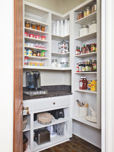 Small Pantry Home Design Ideas, Pictures, Remodel And Decor with regard to Pantry Ideas For Kitchens