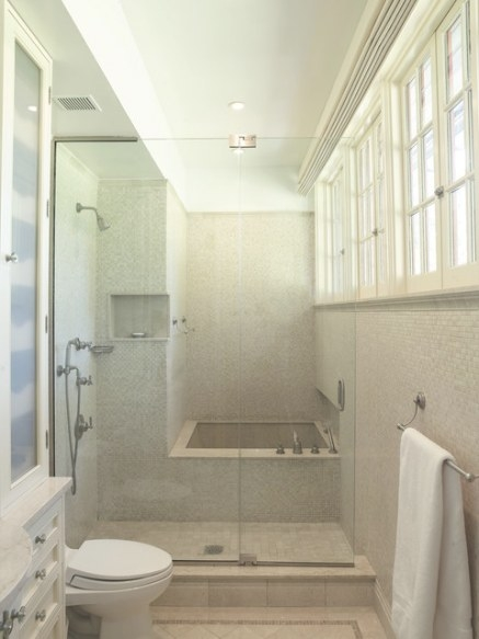 Soaking Tub Shower Combination Ideas pertaining to Soaking Tub Shower Combo