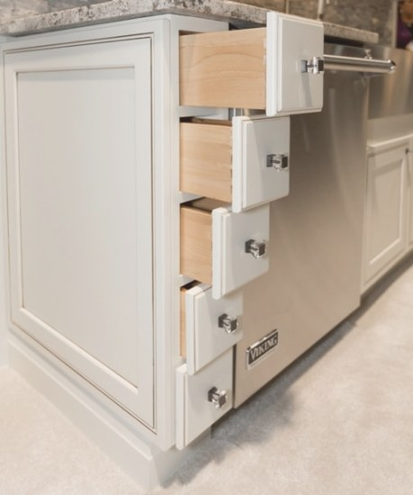 Specialty Cabinets And Kitchen Cabinet Features - Tlc intended for J & K Cabinetry