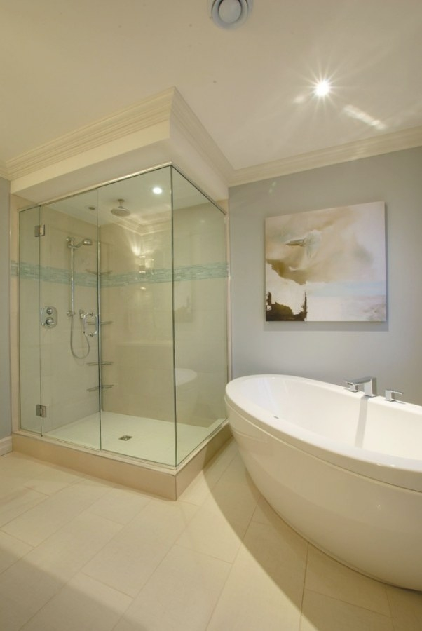 Stand Alone Tubs With Modern Bathroom Free Standing Tub regarding Free Standing Tub Shower