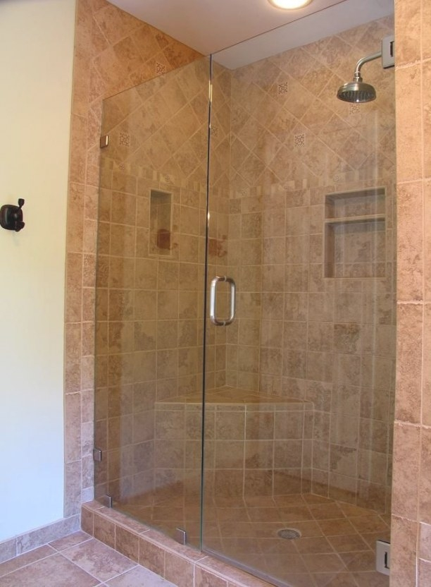 Stand+Up+Shower+Designs | Stand Up Shower Door Ideas (With regarding Tiled Shower Ideas For Small Bathrooms