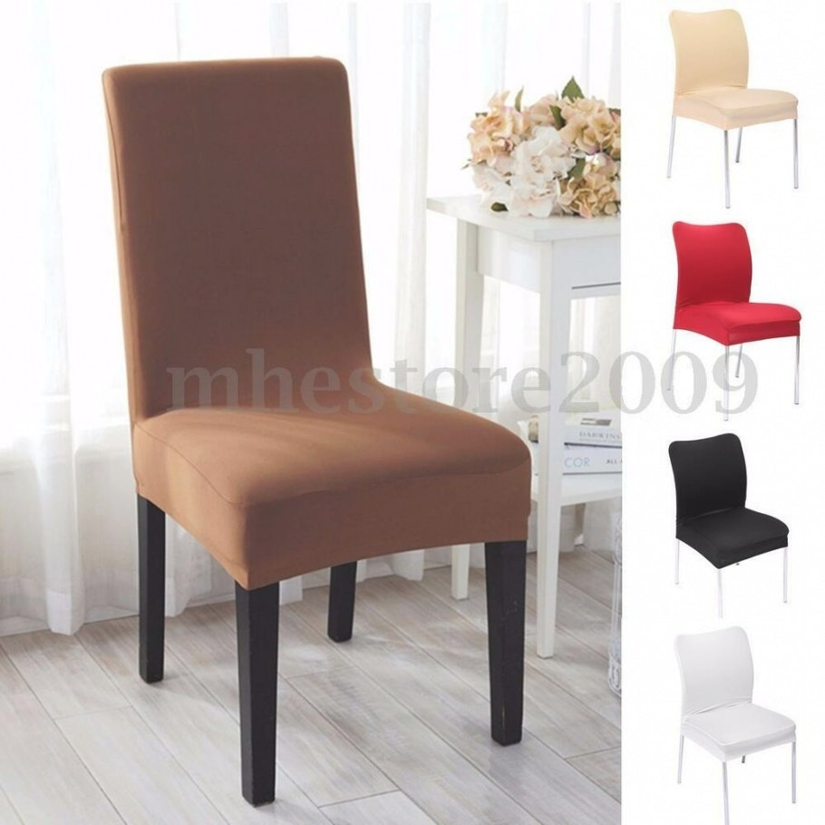 Stretch Soft Stool Seat Chair Cover Dining Room Hotel for Dining Room Chair Covers