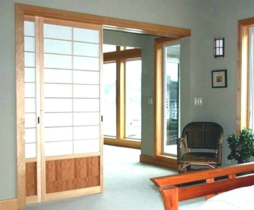 Superb Interior Sliding French Doors With Glass Door With inside Exterior Door With Built In Pet Door Lowes