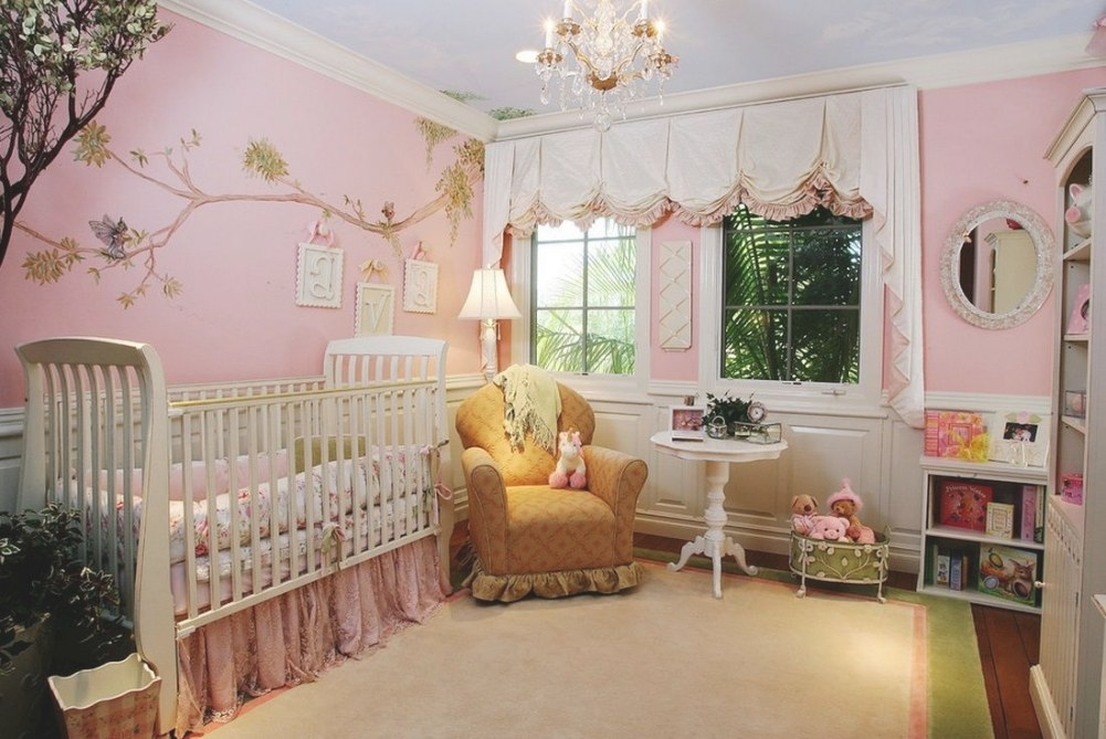 Sweet Girl'S Bedroom-Via Houzz | Nursery Room Design, Girl inside Houzz Teenage Girl Bedrooms