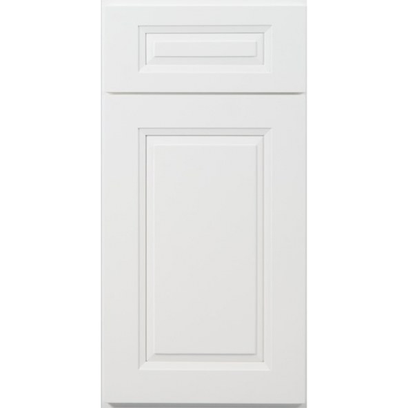 Tahoe White Cabinet Door Sample (Available Rta Only throughout White Kitchen Cabinet Doors