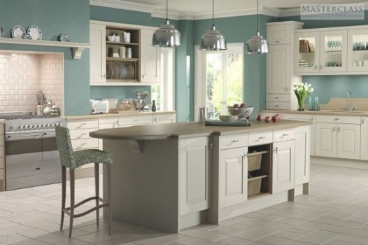 Teal Kitchen | Teal Kitchen Walls, Teal Kitchen, Kitchen with Teal And White Kitchen