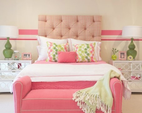 Teen Girls Bedroom | Houzz pertaining to Houzz Teenage Girl Bedrooms
