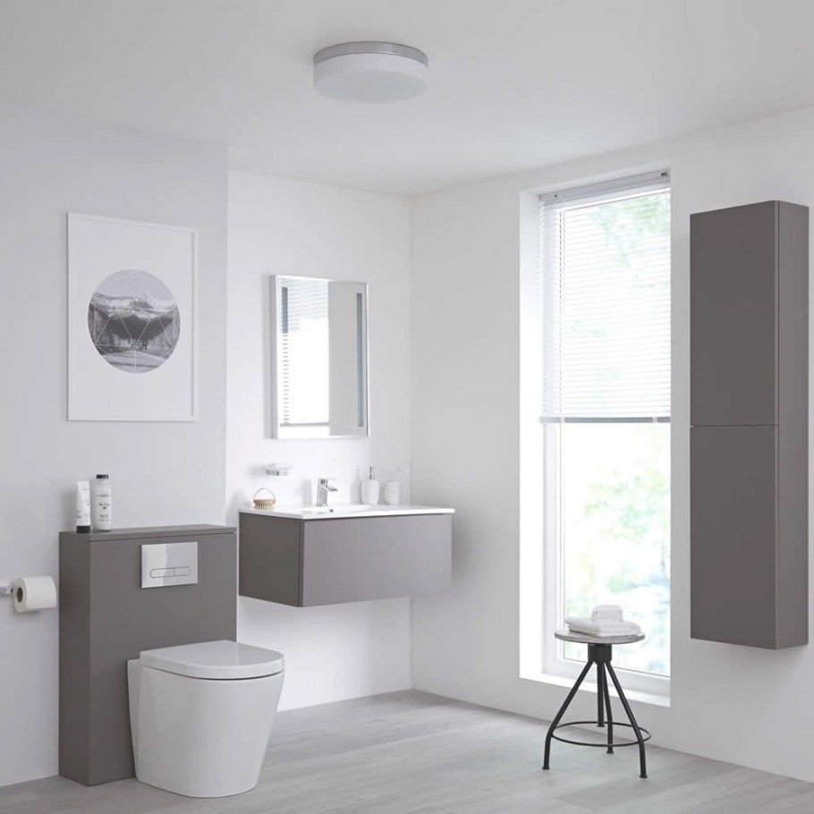 The Bathroom Furniture Buying Guide | Bigbathroomshop with Cream And White Bathroom