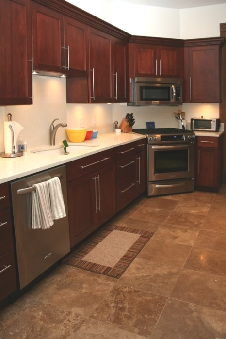 The Best Reasons To Choose Cherry Kitchen Cabinets in Cherry Wood Cabinet Kitchens