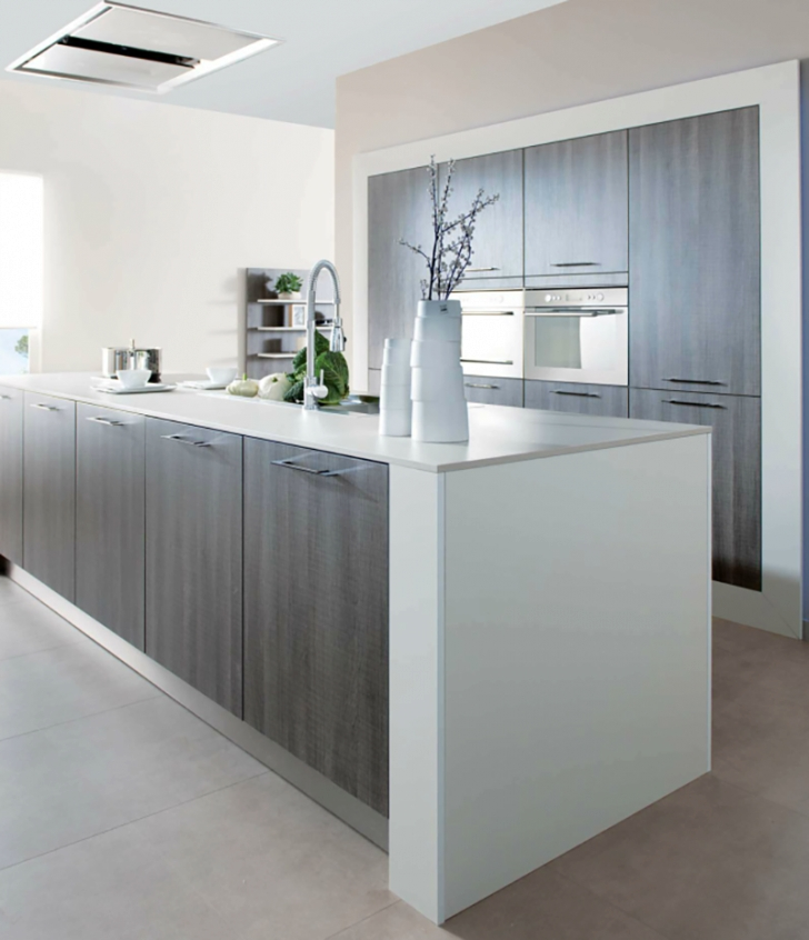 The Perfect Kitchen In Radlett regarding Grey And White Kitchen
