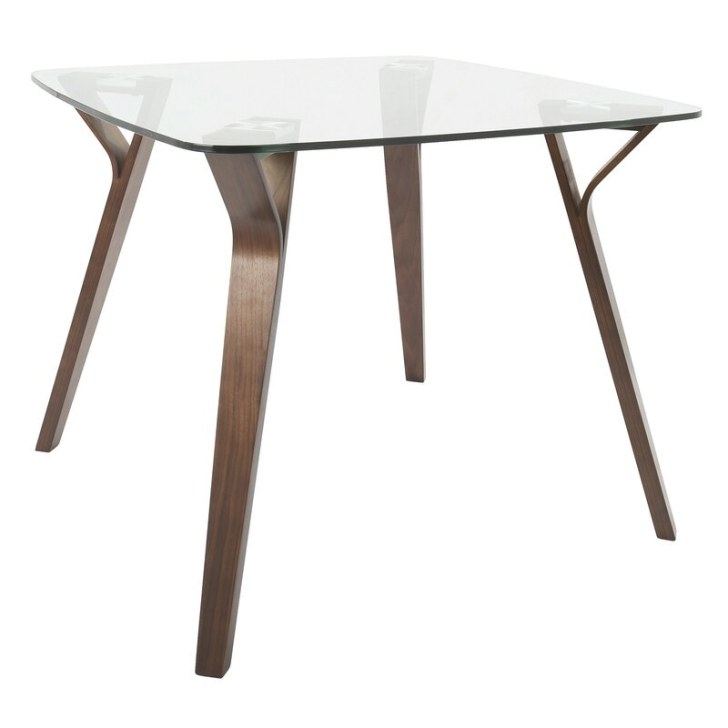 Thornton Mid-Century Modern Dining Table & Reviews | Allmodern in Mid Century Dining Table