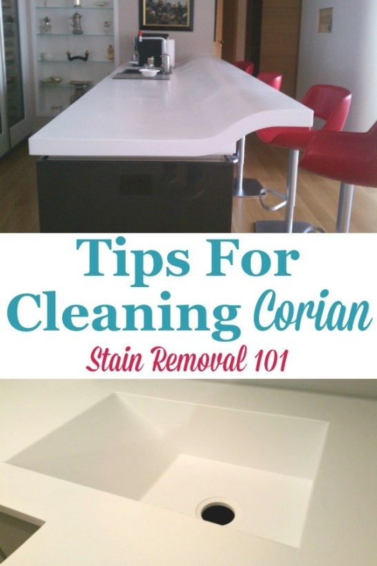 Tips For Cleaning Corian inside How To Cut Corian