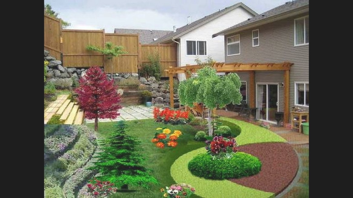 Tips For Front Yard Landscaping Ideas, Front House Garden in Front Yard Landscaping Ideas