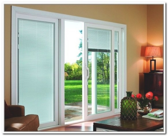 Tips For Sliding Glass Door Blinds - Home And Auto Glass for Best Sliding Glass Doors