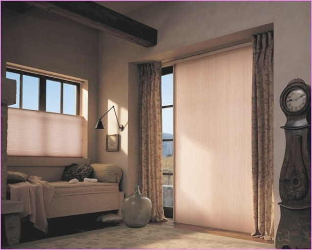 Tips Of How To Select The Window Treatment For Sliding within Best Sliding Glass Doors