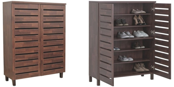 Top 10 Best Large Shoe Storage Cabinets | With Drawers And within Shoe Cabinet With Doors