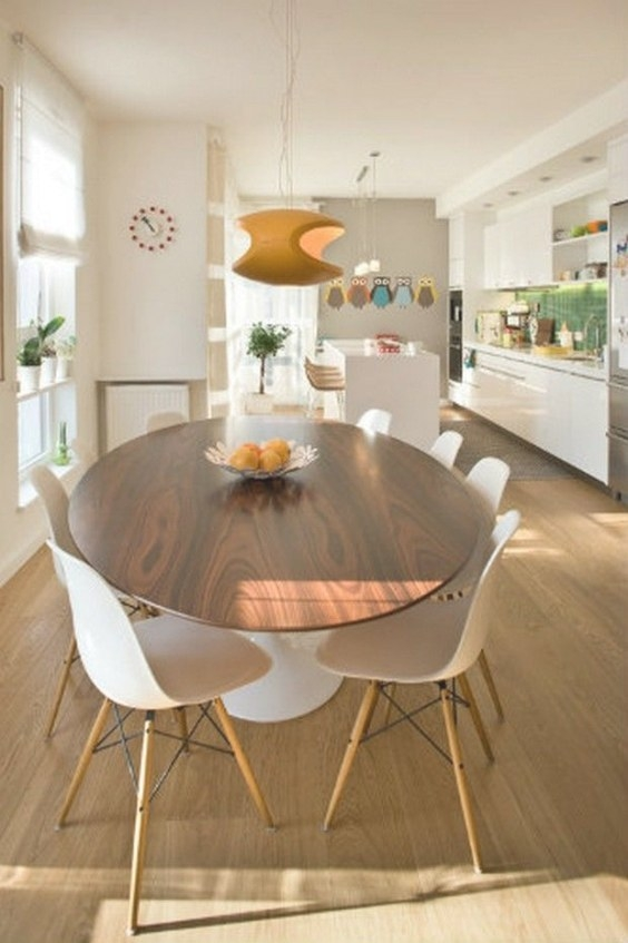 Top 15 Mid Century Modern Dining Tables | Midcentury in Mid Century Modern Dining Room