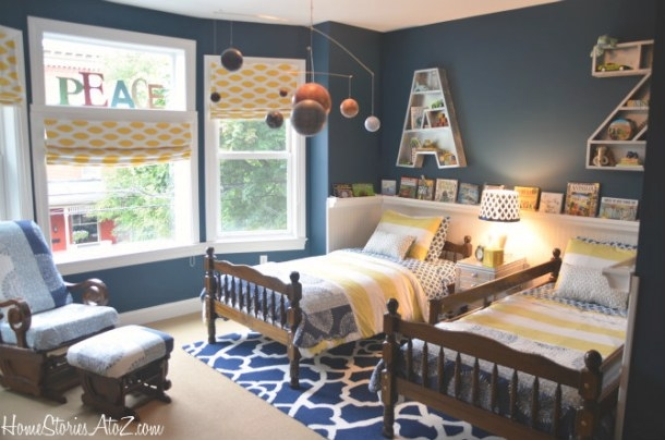 Tour My Home - Home Stories A To Z pertaining to Pictures Of Boys Bedrooms