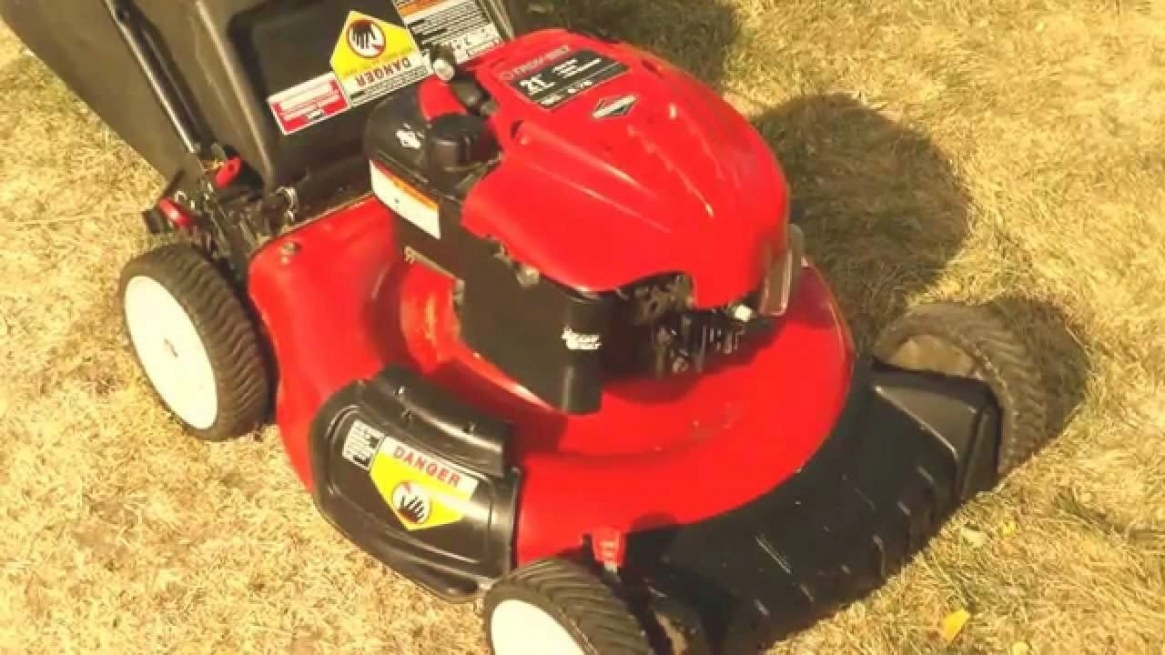 Troy Bilt ,Briggs And Stratton 190Cc Governor Adjustment regarding Briggs And Stratton Lawn Mower Starts Then Dies