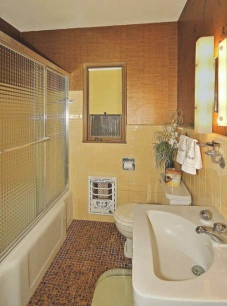 Tulsa Time Capsule With Incredible Asian-Meets-Frank Lloyd with Frank Lloyd Wright Bathroom