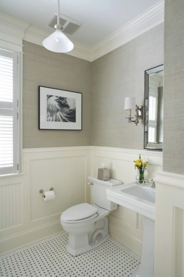 Twine: How To Update A 70'S Bathroom inside Green Board In Bathroom