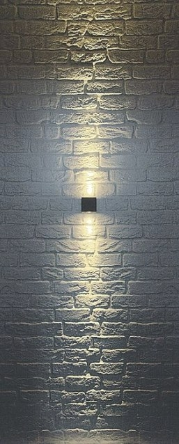 Up Down External Light For Front Of House | Exterior Wall within Light Up My Home
