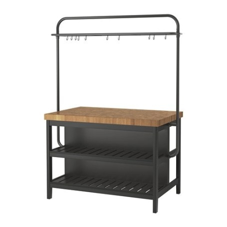 Vadholma Kitchen Island With Rack - Ikea regarding Ikea Kitchen Sale 2019