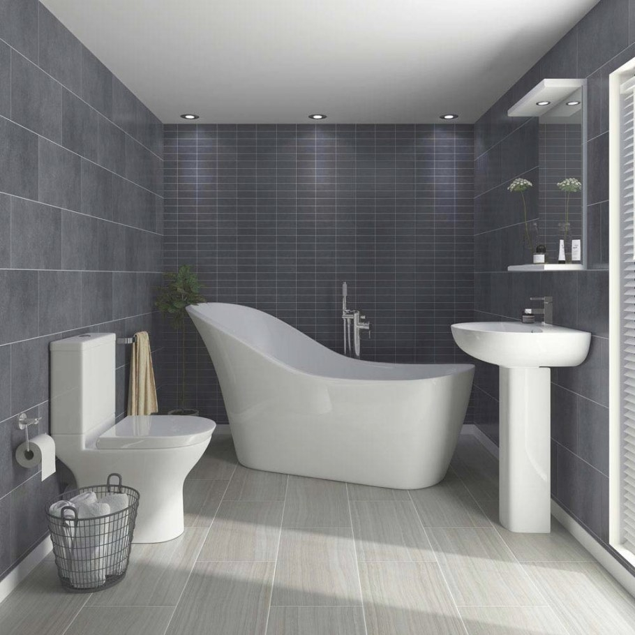 Vegas Modern Freestanding Bath Suite At Victorian Plumbing Uk inside Free Standing Tub Shower