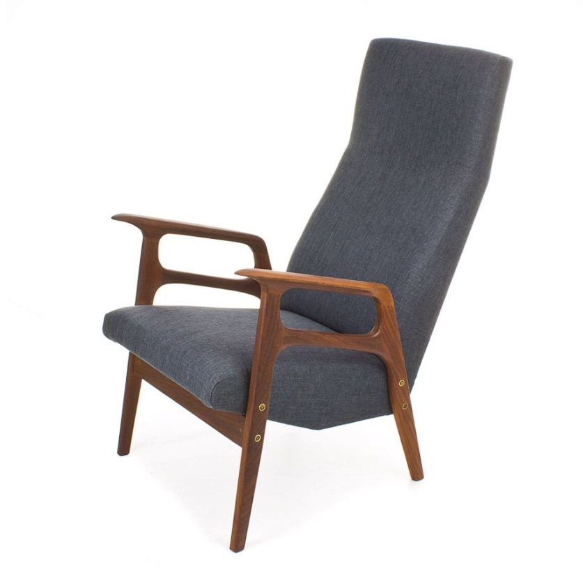 Vintage Mid-Century Danish Lounge Chair For Sale At Pamono intended for Mid Century Lounge Chair