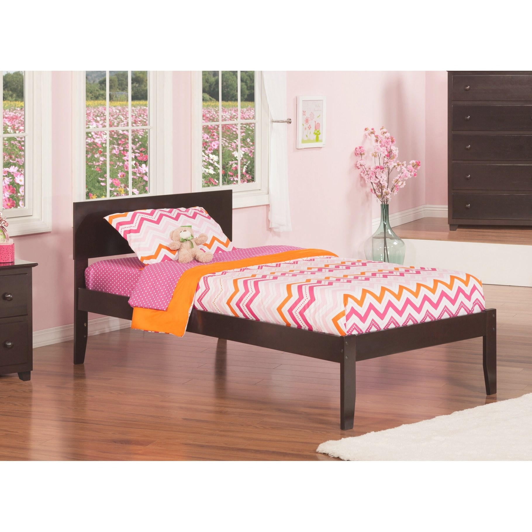 Viv + Rae Mathias Extra Long Twin Panel Bed & Reviews intended for Extra Long Twin Bed