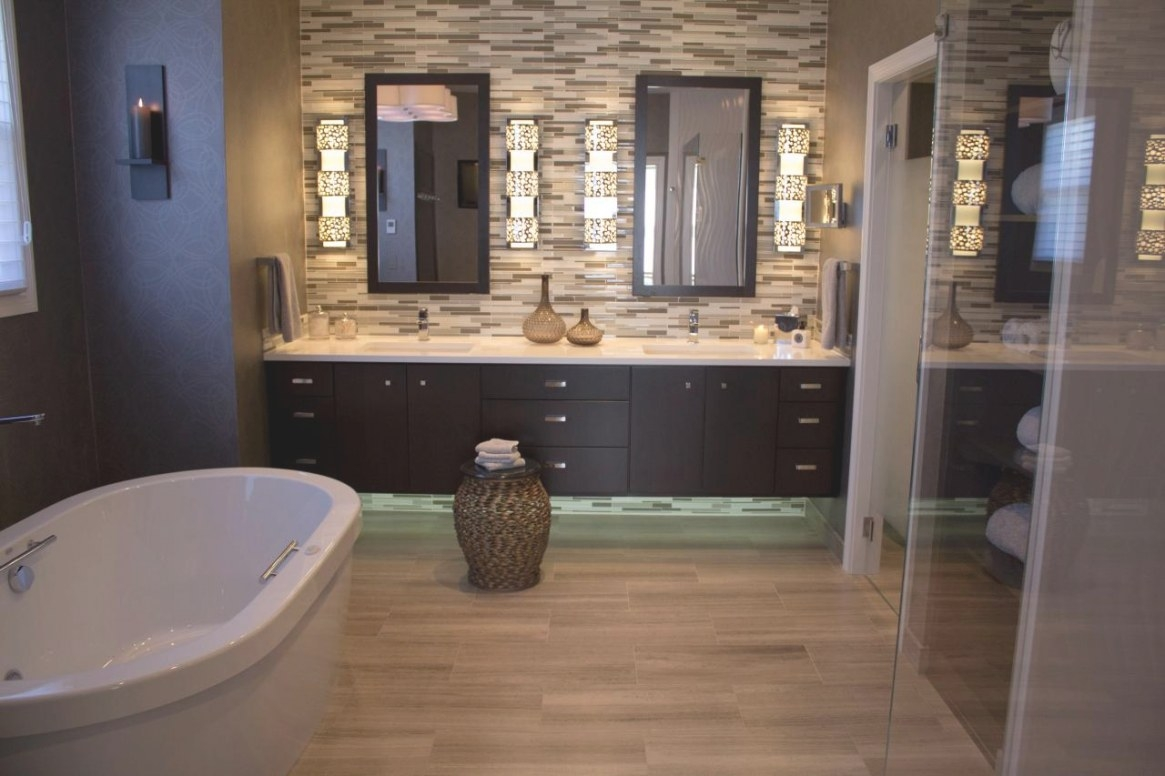 Wall Mirror Bathroom, Where To Place Accent Tiles Bathroom in Accent Walls In Bathrooms