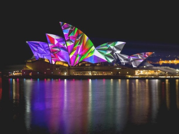 Watch The Sydney Opera House Light Up - Cnet throughout Light Up My Home