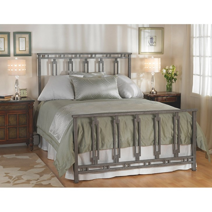 Wesley Allen Iron Bed Phoenix Iron Bed Discount Furniture intended for Wesley Allen Iron Beds