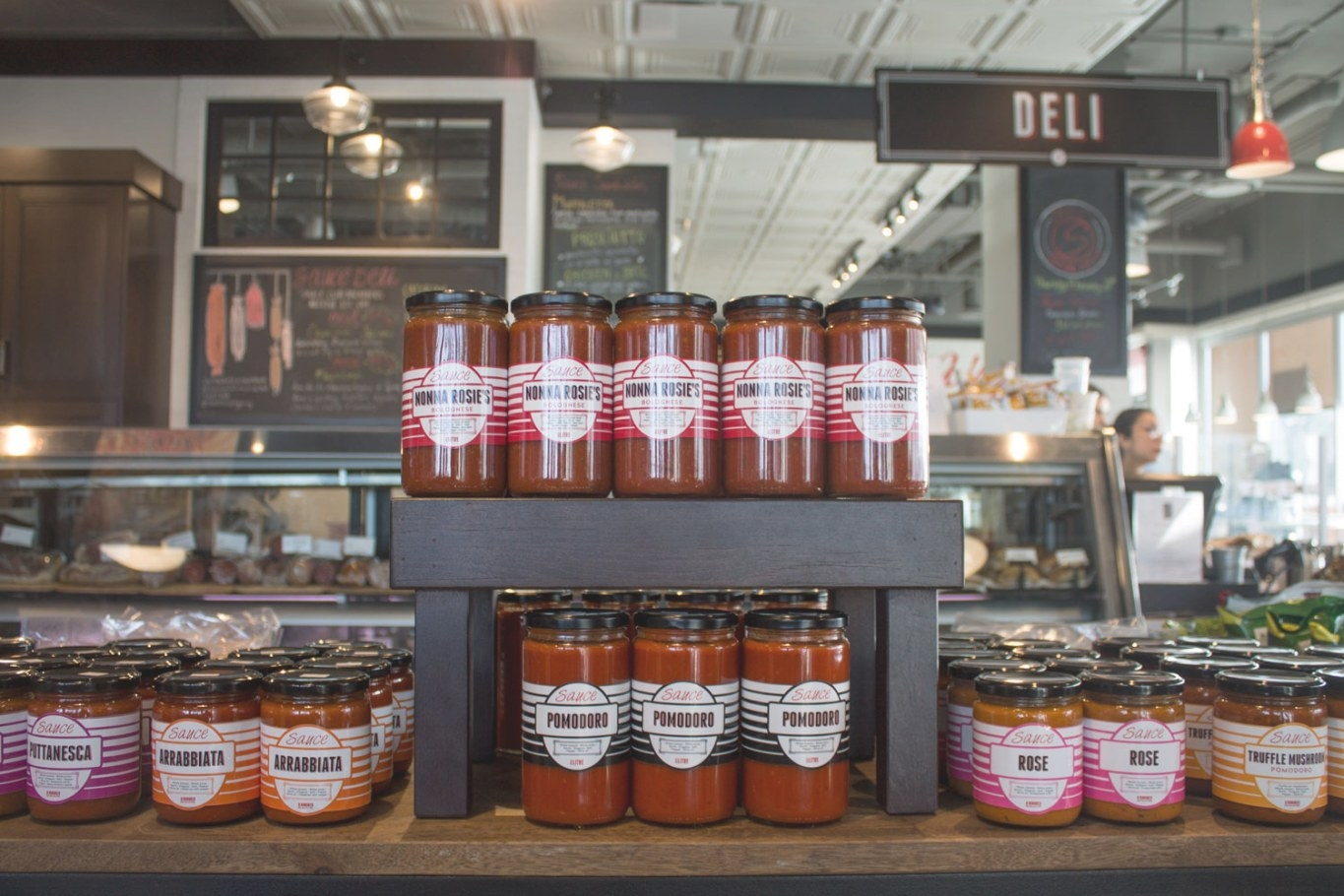 What To Buy At Sauce Italian Kitchen & Market | Avenue Calgary with S&W Kitchens