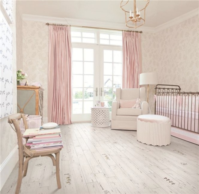 White Color Porcelain Wood Tile Bedroom Flooring15X90 Cm throughout White And Wood Bedroom