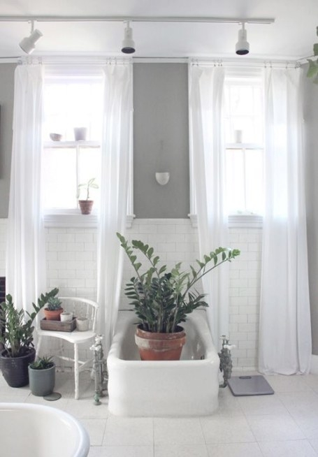 White, Green, And Gray Bathroom | Green Bathroom, Gray And pertaining to Green And Gray Bathroom