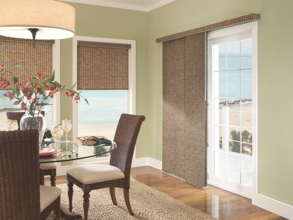 Window Faq: Best Window Coverings For French Doors And with Best Sliding Glass Doors
