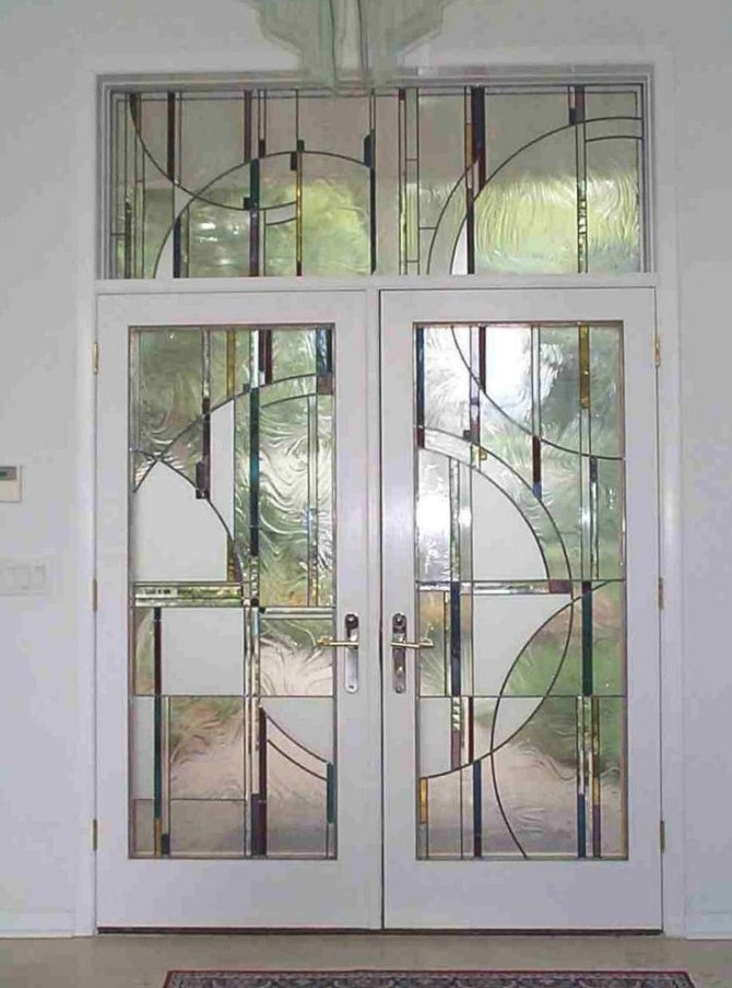 Wood Entry Doors | Interior Office French Doors | Clear inside Exterior Door With Built In Pet Door Lowes