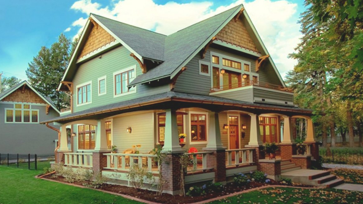 15 Inviting American Craftsman Home Exterior Design Ideas within Best Exterior Pictures Of Craftsman Style Homes