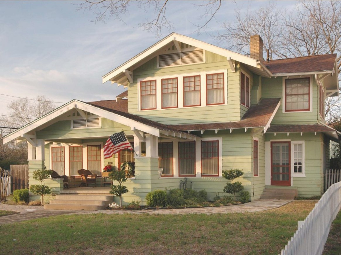 Arts And Crafts Architecture | Hgtv in Best Exterior Pictures Of Craftsman Style Homes