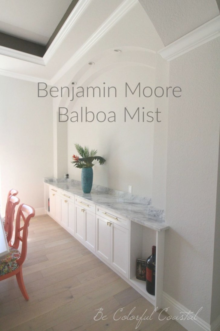Be Colorful Coastal | Balboa Mist, Benjamin Moore Balboa within Balboa Mist Benjamin Moore