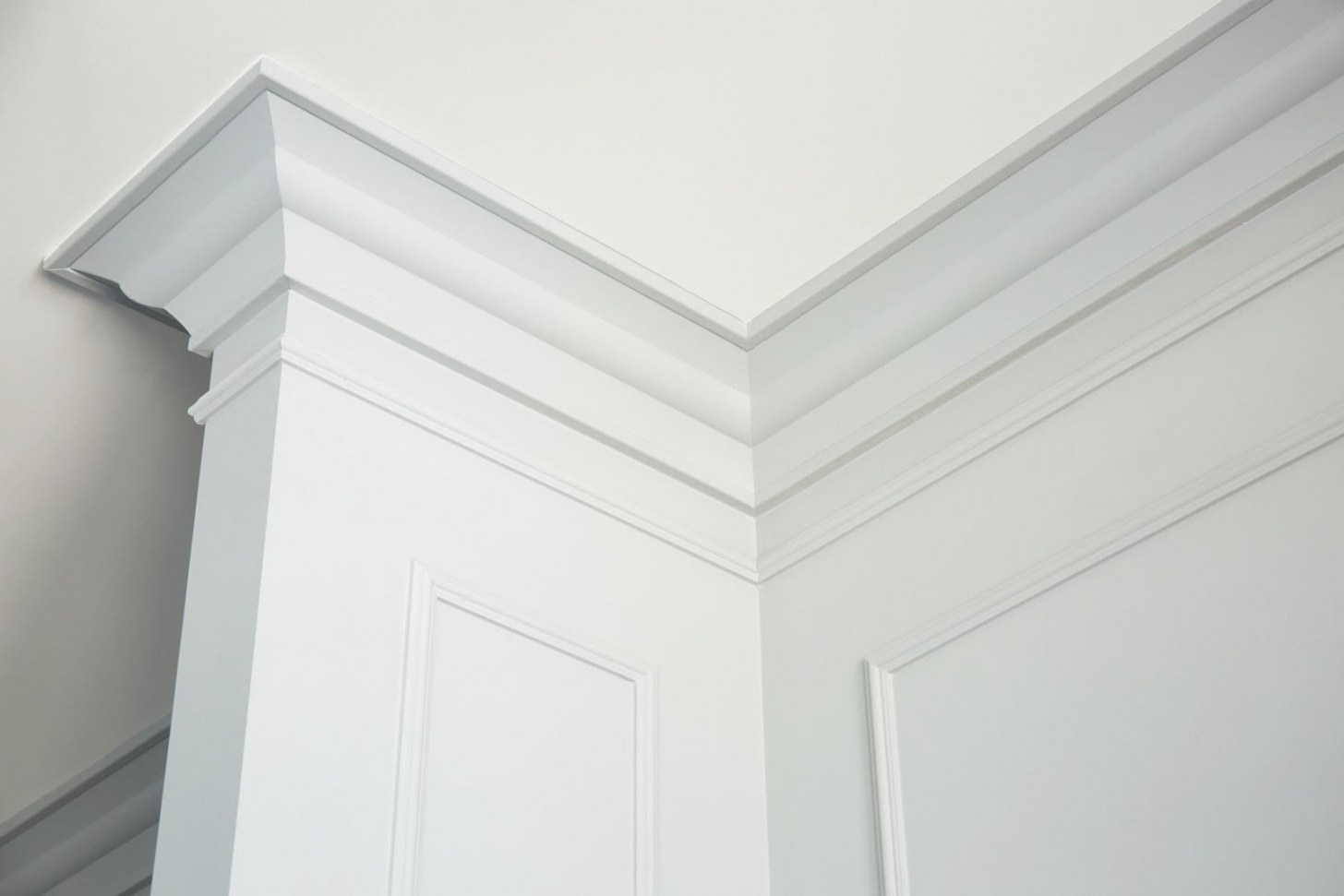 Choosing Crown Moulding For Every Room - Currier Lumber And within What Is Crown Molding