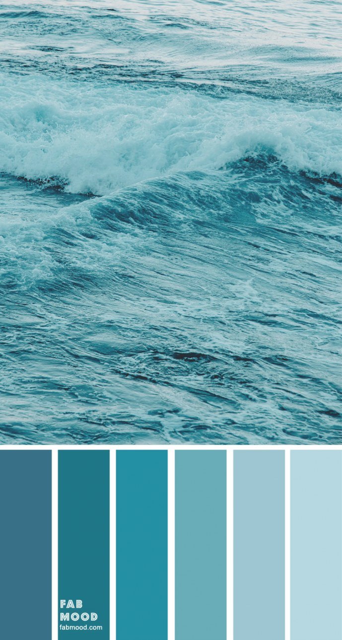 Color Inspiration – Green Sea Inspired – Color Palette #40 1 regarding Inspirational Color Palette Green